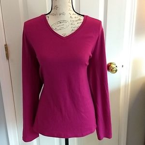 🆕Women's Talbots v-neck sweater w/